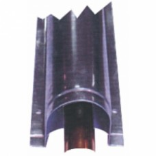 Goulotte de protection inox