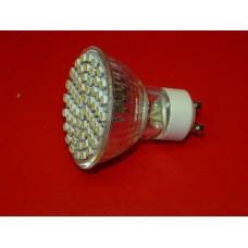 Ampoule spot GU10 x60 leds 230 volts