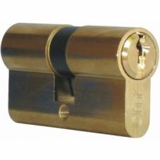 Cylindre double City 5G sur variure KCF 005502 - Longueur 30 x 30 mm