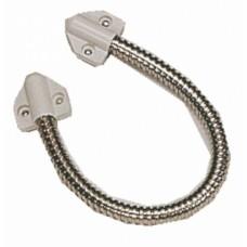 Passages pour câble complets pour gâches et ventouses électriques - Blanc