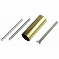 Kit d'allongement de cylindre pour serrures électriques en applique
