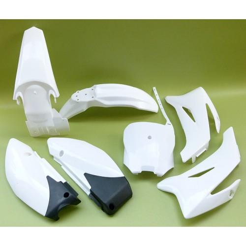 Carénage TTR110 blanc