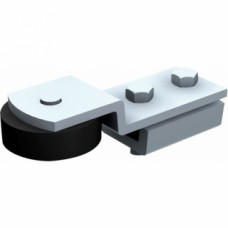 Butées pour rails pour ferrures Sportub - Force 300 kg par battant - Section : 35 x 30 et 50 x 40 mm