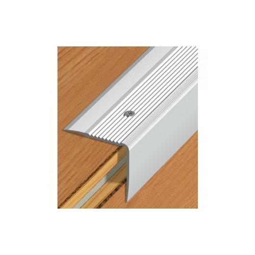 nez de marche en aluminium pour usage tertiaire int rieur ou ext rieur mod le 6v. Black Bedroom Furniture Sets. Home Design Ideas
