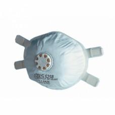 Masque à poussière BLS 525B jetable 1 soupape FFP3 D