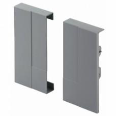 Raccords d'angle pour face avant tiroir intérieur H 70