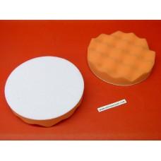 Mousses de polissage x2 lustrage D150 scratch