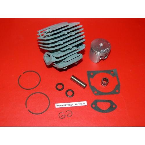 Kit cylindre piston axe clips joints cage à aiguille tronçonneuse chinoise