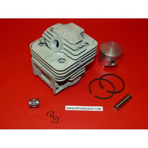 Kit cylindre piston cage à aiguilles segments axe clips 44mm