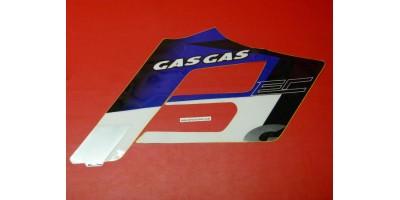 Autocollants Gasgas EC pour ouïes gauche et droite