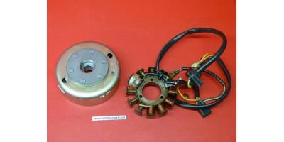 Volant magnétique complet Gasgas FP8147 Trial 125-2002