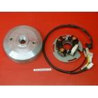 Volant magnétique complet Gasgas Leonelli trial 125-1998