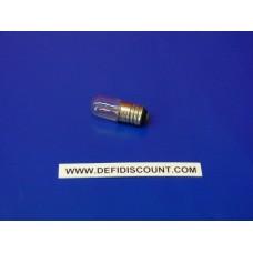 Ampoule Orbitec E10 10x28 12v 250mA 3w
