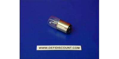 Ampoule tube BA15d 24V 5W 16X35