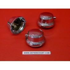 Coquilles x3 Drumtech Batterie instrument de musique