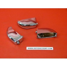 Coquilles de caisse x3 Drumtech Batterie instrument de musique