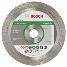 Disque matériaux dur, céramique Ø 76 mm pour meuleuse GWS 10,8-76 V EC BOSCH