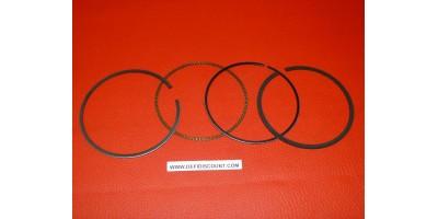 Jeu de 4 segments 500cc Hsun quad