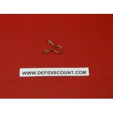 Clip tuyau durite essence 8mm