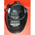 Masque cagoule soudure solaire automatique