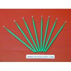 Tige pointe fine 1.5mm micro retouche vert carrosserie, bâtiment T1170012VER