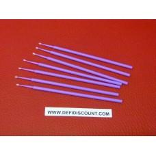 Tige pointe fine 1.5mm micro retouche violet carrosserie, bâtiment