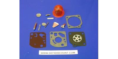 Kit membrane et joints 13 pièces carburateur ZAMA RB-47