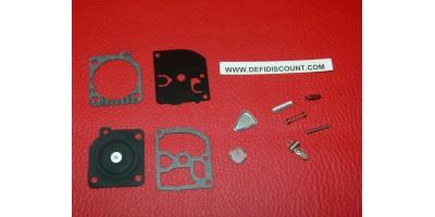 Lot de x10 kits de 11 joints membranes carburateur Zama RB-41