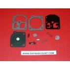 Kit 11 pièces joints et membrane carburateur Zama RB-02