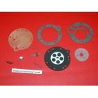 Kit 10 pièces joints et membrane RB-42 carburateur ZAMA