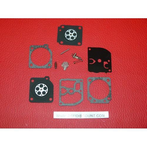 Kit 12 pièces joints membranes carburateur RB-69 ZAMA