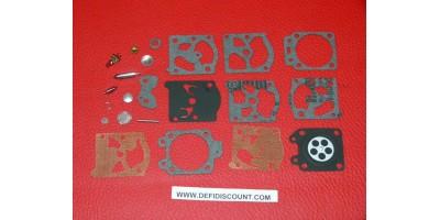 kit réparation 22 pièces K20-WAT carburateur