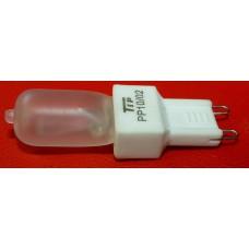 Ampoule Halogène G9 TIP 75 watts 230volts