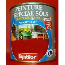 Peinture sol Syntilor Aquaréthane couleurs aux choix 500ml