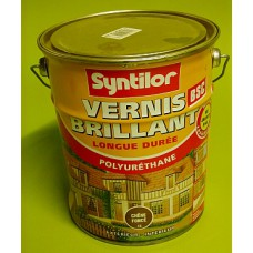 Peinture vernis Syntilor brillant 2,5L
