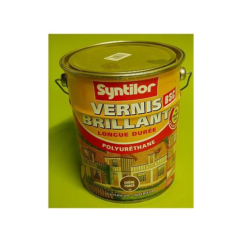 Peinture vernis syntilor brillant 2 5l defi discount for Peindre sur vernis
