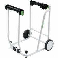 Table de travail sur roues pour scie à onglets KAPEX Festool
