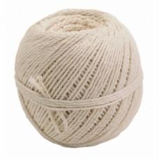 Cordeaux en coton câblé