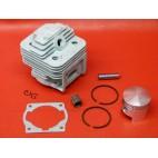 Kit cylindre piston segments joint axe roulement 52CC
