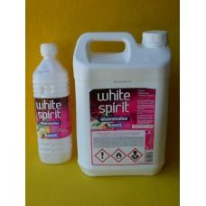 White spirit désaromatisé diluant en 1 et 5 litres