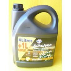 Huile Silkolene 15W-50 4Temps Comp 4 technologie 4L +1L gratuit