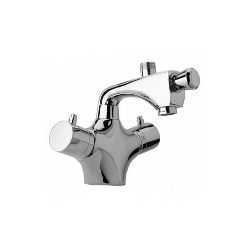 Mitigeur thermostatique bain douche monotrou - Mitigeur thermostatique monotrou bain douche ...