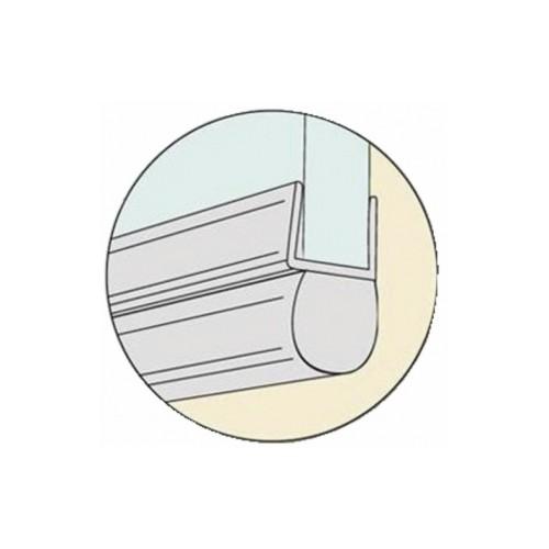 Joint bas de porte de douche - Joint magnetique pour porte de douche ...