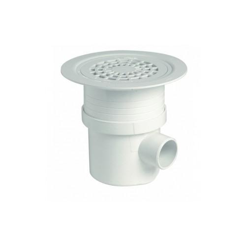 siphon pvc pour sols plastique 192 mm docia syst me. Black Bedroom Furniture Sets. Home Design Ideas