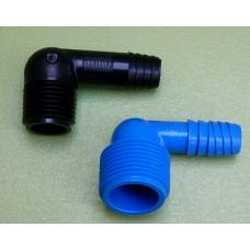 Coude blue twister irrigation arrosage Lasco
