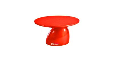 Table Basse - Couleur Rouge