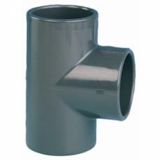 Té PVC pression 90° F/F à coller
