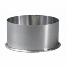 Tampon en aluminium rigide - diamètre 83 mm