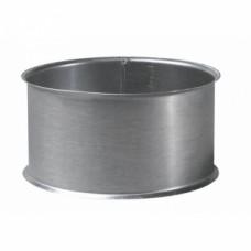 Manchette aluminium galvanisée - diamètre 83 mm