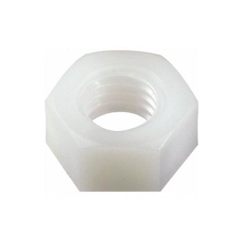 Écrou hexagonal nylon